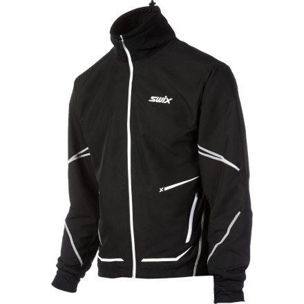 Swix Star Advanced Jacket black