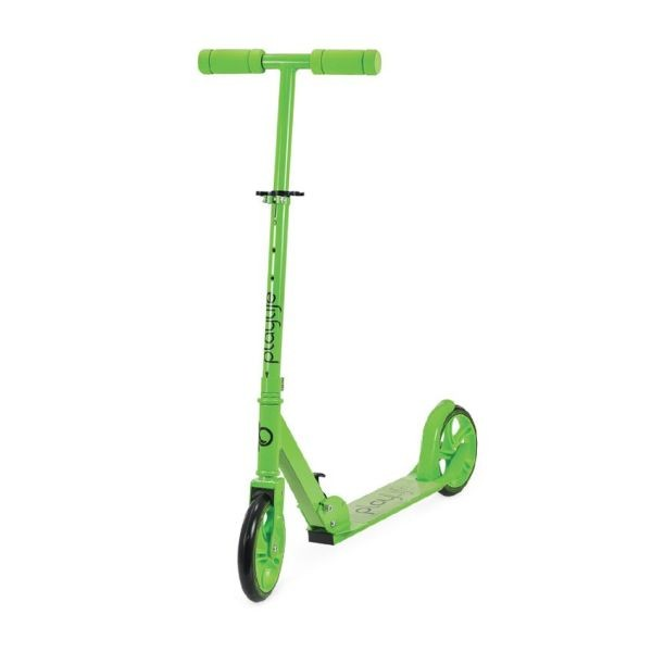 Skrejritenis Playlife Scooter Big Wheel zaļš