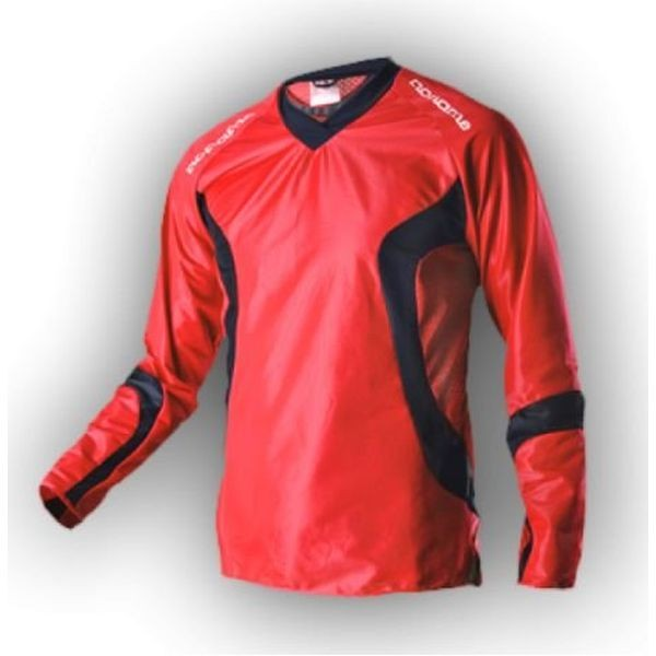 Noname O-top long sleeve red