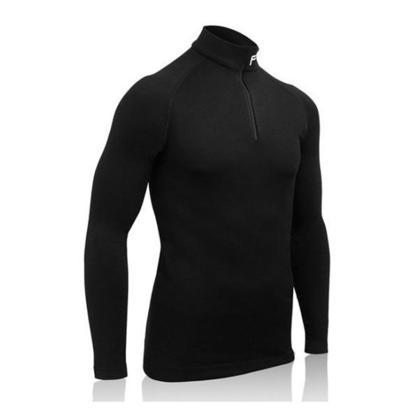 F-Lite Megalight 240 Long Shirt man black