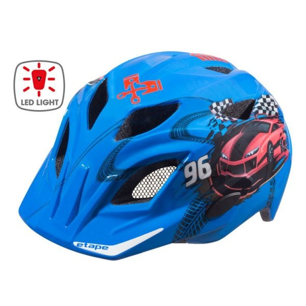 Etape Pluto Light blue/red