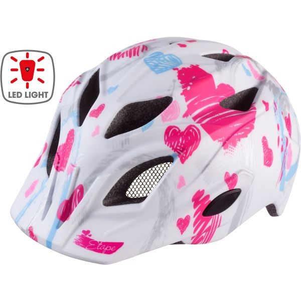 Etape PLUTO Light white/pink matt